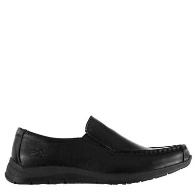 Pantofi Giorgio Bexley Slip pentru Barbati negru