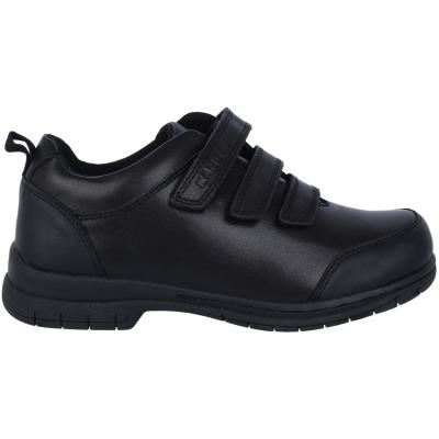 Pantofi Kangol Churston V pentru copii negru