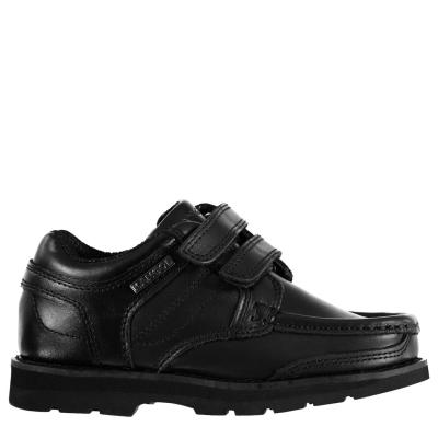 Pantofi Kangol Harrow Strapped pentru Copii negru