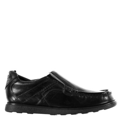 Pantofi Kangol Waltham Slip On pentru Copii negru