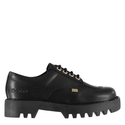 Pantofi Kickers Derby negru