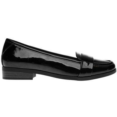 Pantofi fara toc model loafer Miso Julia pentru Femei