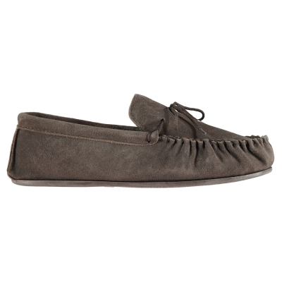 Mokkers Moccasin Carpet Shoes pentru Barbati maro