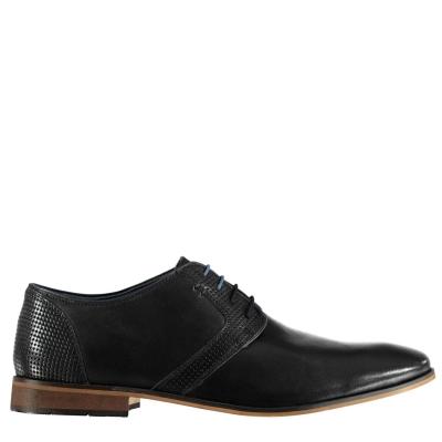 POD Smart cu siret Shoes pentru Barbati negru