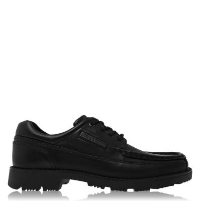Pantofi Rockport Moc pentru baietei negru