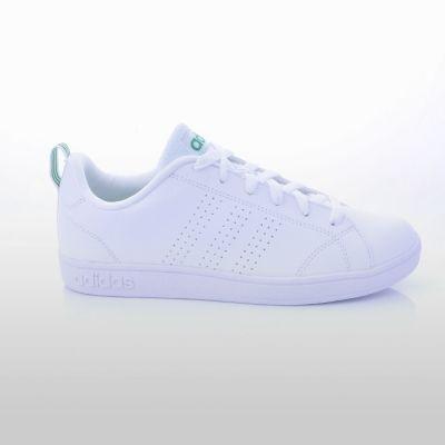 Pantofi sport albi adidas Advantage Clean Vs Barbati