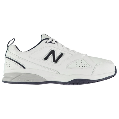 Pantofi Sport New Balance Core pentru Barbati alb