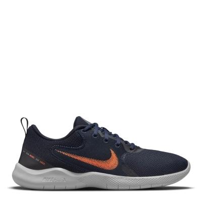 Pantofi Sport Nike Flex Experience Run 10 pentru Barbati bleumarin rosu inchis