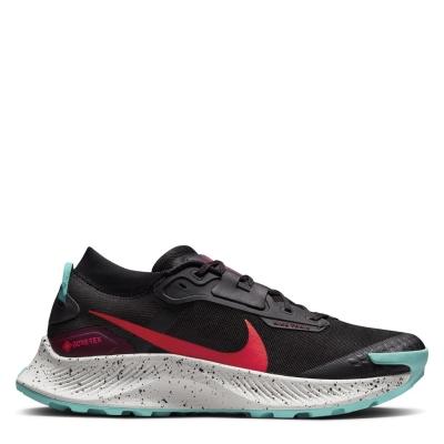 Pantofi Sport Nike Pegasus Trail 3 GORE-TEX Trail pentru Barbati negru rosu inchis