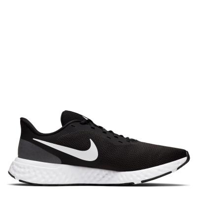 Pantofi Sport Nike Revolution 4 pentru Barbati negru alb