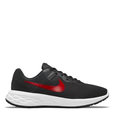 Pantofi Sport Nike Revolution 6 pentru Barbati negru rosu gri