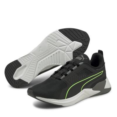 Pantofi Sport Puma XT negru verde