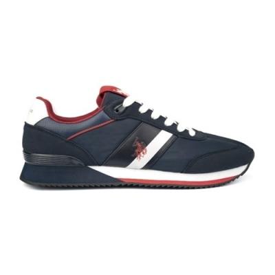 Pantofi sport us polo exte barrym/ahn1 bleumarin