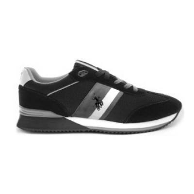 Pantofi sport us polo exte barrym/ahn1 negru