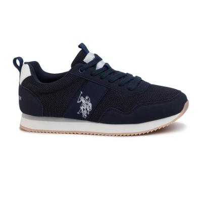 Pantofi sport us polo exte nobil4250s0/mh1 bleumarin