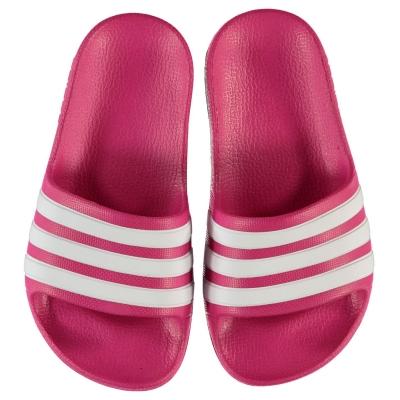 Papuci adidas Duramo Slide Child pentru fete