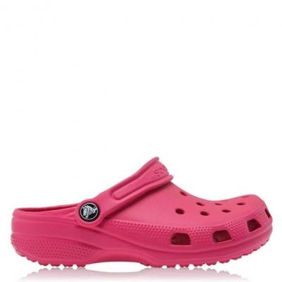 Papuci cauciuc Crocs Cls Child multicolor