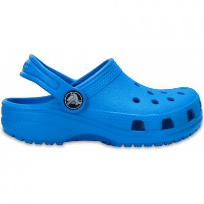 Papuci cauciuc Crocs For clasic Crocband K albastru 204536 456 pentru Copii