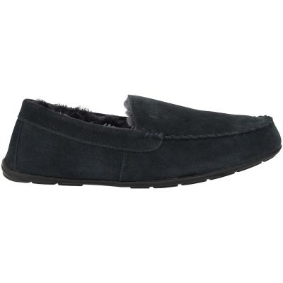 Papuci de Casa Firetrap Moccasin pentru Barbati bleumarin