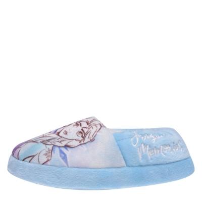 Papuci de Casa Frozen 2 pentru Bebelusi cu personaje
