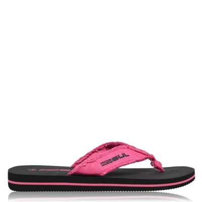 Papuci de plaja Gul Krait Juniors negru roz