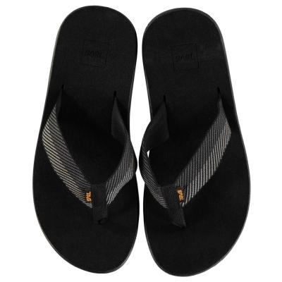 Papuci de plaja Teva Voya pentru Barbati negru gri