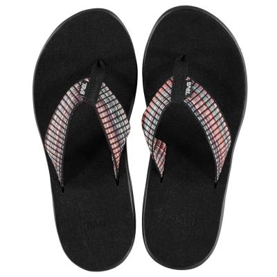 Papuci de plaja Teva Voya pentru Femei negru