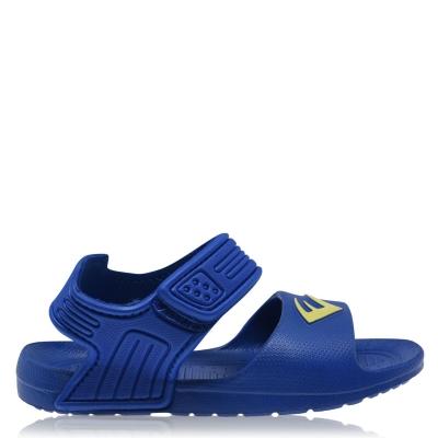 Papuci Everlast pentru Bebelusi albastru verde lime