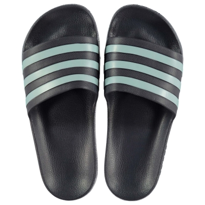Papuci plaja adidas Duramo pentru Barbati albastru gri