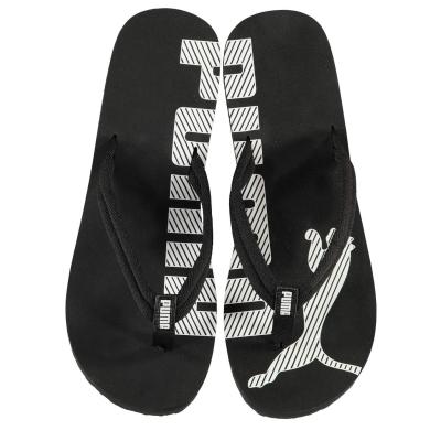 Papuci de plaja Puma Epic V2 negru alb