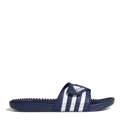 Papuci Sandale adidas Adissage pentru Barbati bleumarin alb
