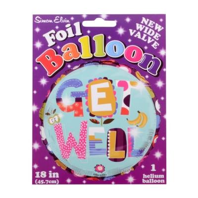 Partymor Get Well Soon Balloon