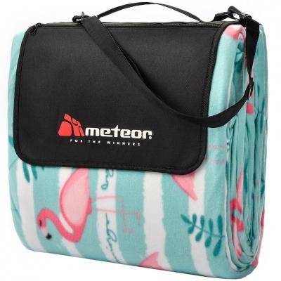 Patura pentru picnic Meteor Blanket 300x300cm 5XL Flamingos 77131
