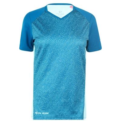 Pearl Izumi Launch Jersey pentru Femei bleu albastru