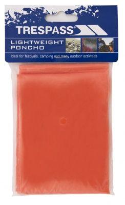 Pelerina ploaie Drylite Orange Trespass
