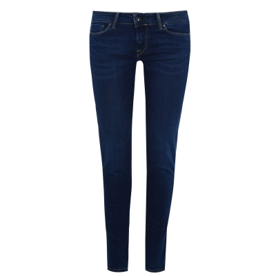 Blugi Pepe Jeans Soho Mid Rise Skinny