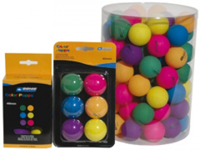 Mingi Ping Pong DONIC COLOR / 90pcs