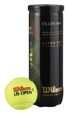 Set 3 Mingi tenis teren WILSON US OPEN /