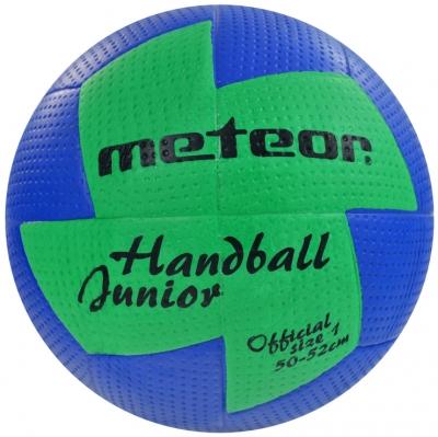 Minge pentru handbal Meteor NU AGE 1 albastru / verde 4064 copii