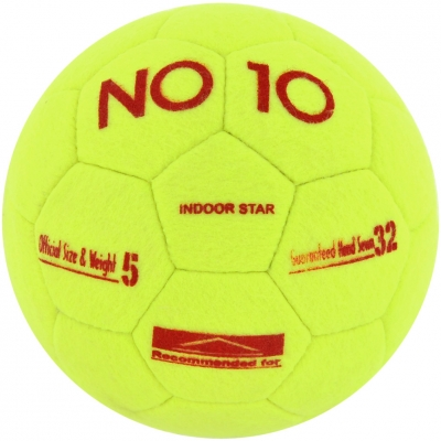 Minge fotbal NO10 INDOOR STAR 56030
