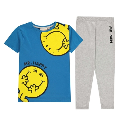 Pijamale baietei cu personaje