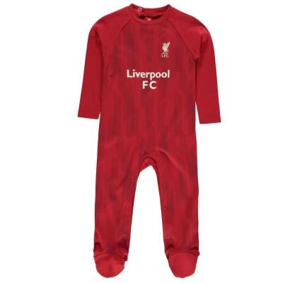 Pijamale bebelusi Team fotbal pentru baieti