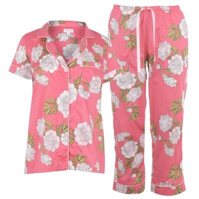 Pijamale Bedhead Hermosa Bloom bumbac