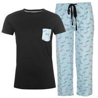 Pijamale Cote De Moi Two Piece pentru Femei