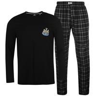 Pijamale NUFC Newcastle United in carouri pentru Barbati