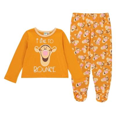 Pijamale pentru Bebelusi cu personaje tigru