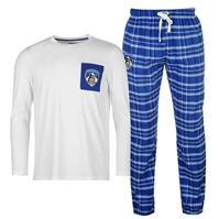 Pijamale Team Oldham Athletic in carouri pentru Barbati