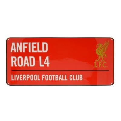 Placa semn de strada cu echipe fotbal