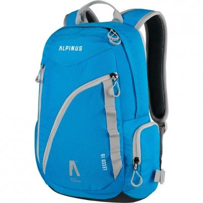 Plecak Alpinus Lecco 15 albastru NH43539