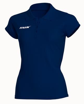 Polo Blu Max Sport pentru timp liber pentru Femei